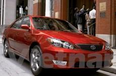 Mỹ phát hiện sự cố của xe Toyota từ năm 2003