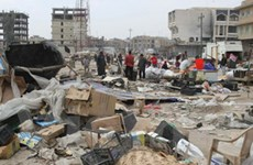 Iraq: Đánh bom trước bầu cử, hơn 30 người chết