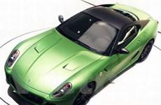 Ferrari 599 hybrid: Sự kết hợp của công nghệ xanh