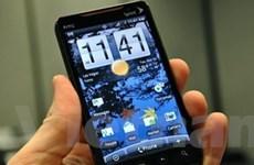 Sprint và HTC trình làng smartphone 4G đầu tiên