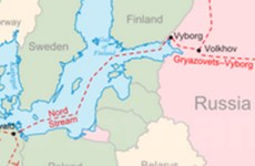 """Gazprom xây đường ống """"Dòng chảy phương Bắc"""""""