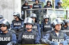 """Phe """"áo đỏ"""" hủy kế hoạch biểu tình ở khu Silom"""