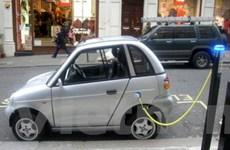Singapore thúc đẩy việc triển khai xe chạy điện