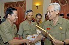 Cựu chiến binh Việt ở Đức kỷ niệm 35 năm thống nhất