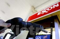 Lợi nhuận của các tập đoàn dầu lửa Mỹ tăng mạnh