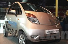 Renault-Bajaj sản xuất xe giá 2.500 USD cho Ấn Độ