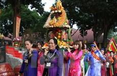 Lễ hội kỷ niệm 582 năm Vua Lê Thái Tổ đăng quang