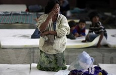 "Guatemala tuyên bố ""thảm họa quốc gia"" do núi lửa"