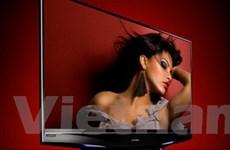 Sharp và Mitsubishi chuẩn bị tung ra dòng tivi 3D