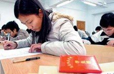 Trung Quốc: 800 camera giám sát 600 phòng thi