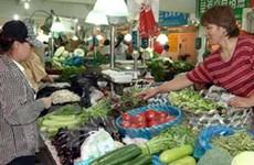 Trung Quốc: Lạm phát tháng 5 vượt mục tiêu cả năm