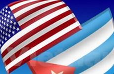 Cuba, Mỹ xúc tiến vòng đàm phán thứ ba về di cư