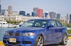 BMW thu hồi một số mẫu 1 Series đời 2008-2011