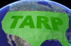 Mỹ: Mức chi cho chương trình TARP tiếp tục giảm