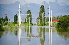 Ít nhất 21 người thiệt mạng do mưa lũ tại Romania