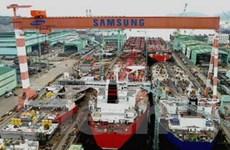 Hàn Quốc giành lại ngôi số 1 trong ngành đóng tàu