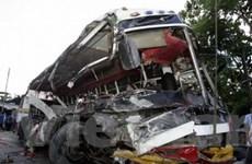 Philippines: Hơn 70 người thương vong vì lật xe