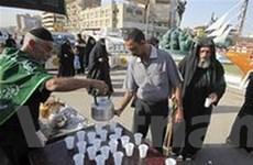 Iraq: Người Shiite hành hương bị tấn công hàng loạt