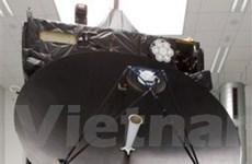 Phi thuyền châu Âu bay ngang qua 1 tiểu hành tinh