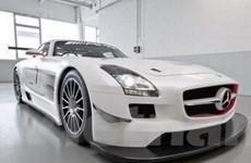 Mercedes chính thức nhận đơn đặt SLS AMG GT3