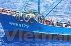Nhật gia hạn giam thuyền trưởng tàu cá Trung Quốc
