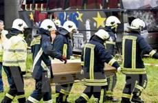 Thủ tướng Ba Lan tới hiện trường vụ tai nạn ở Đức