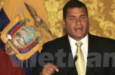 Quân đội Ecuador giải cứu thành công Tổng thống
