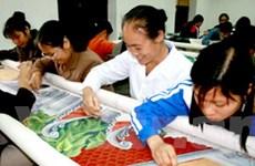 Hành cung Vũ Lâm và nghề thêu nổi tiếng Văn Lâm
