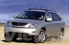 Toyota thu hồi 26.000 xe Lexus, Kluger ở Australia