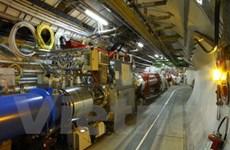 Va chạm đầu tiên giữa các hạt ion chì trong LHC