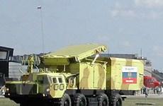 Liên bang Nga giới thiệu hệ thống tên lửa tối tân