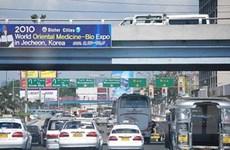 Philippines sẽ đấu thầu 10 dự án hạ tầng giao thông