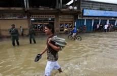 Venezuela hứng chịu đợt mưa lớn nhất 40 năm qua