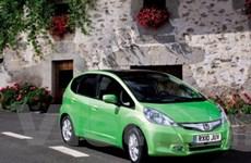 Honda Jazz sẽ là mẫu hybrid nhỏ và rẻ nhất ở Anh