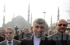 Iran từ chối thảo luận về tạm dừng làm giàu urani