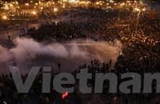 Hàng nghìn người biểu tình bạo lực tại Ai Cập