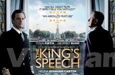 """King's Speech"" dẫn đầu danh sách đề cử Oscar"