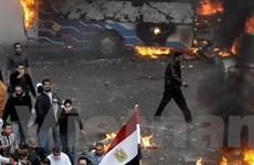 Cả Ai Cập bao trùm trong không khí chiến tranh
