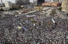Chính quyền Ai Cập đàm phán với các nhóm đối lập