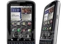 Motorola đưa điện thoại, máy tính bảng tới châu Âu