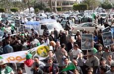 Làn sóng biểu tình vẫn tiếp tục lan rộng tại Libya