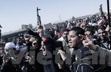 Bất đồng xung quanh giải pháp cho tình hình Libya