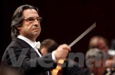 Nhạc trưởng Italy đoạt giải thưởng Birgit Nilsson