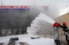 Cháy cây xăng ở Bình Dương, 3 người bị bỏng nặng