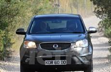 Mahindra bán xe SsangYong ở Ấn Độ và châu Phi