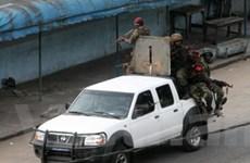 Tổng thống mãn nhiệm Gbagbo cố thủ ở boongke