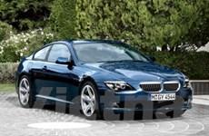 Chiêm ngưỡng chiếc BMW 6-Series mới tại Anh