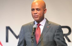 Ông Martelly chính thức đắc cử Tổng thống Haiti
