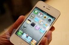 iPhone 4 trắng chính thức ra thị trường ngày 28/4