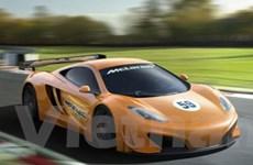 MP4-12C GT3 của McLaren có giá 310.000 bảng